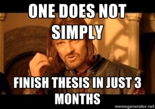 LOTR-Thesis